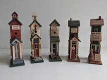 Wooden Town in Plainfield, Illinois