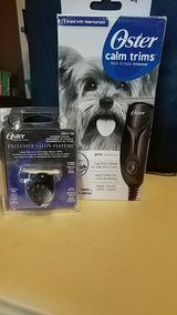 Oster Calm Trims pet trimmer in Chicago, Illinois