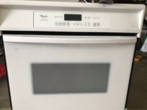 whirlpool 30 in wall oven (electric) in Lake Elsinore, California