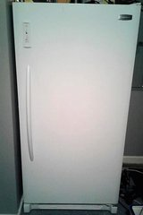 REDUCED!!!!!!!!!!!!!FRIGIDAIRE UPRIGHT 13.7 FREEZER in Fort Drum, New York