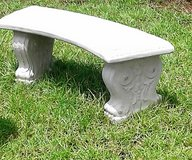 REDUCED!!!!!!!!!!!CONCRETE BENCH in Fort Drum, New York