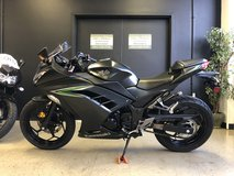 2016 KAWASAKI EX300AGF NINJA 300 SPORTBIKE UNLEADED GAS in Fort Campbell, Kentucky