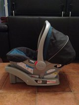 Graco Snugride 30LX w/base #1 (sold individually, 2 available-part of a twin set) in Stuttgart, GE