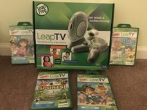 Kids Game Console - 3 to 8 years age - Leap TV from Leap Frog - $75 in Philadelphia, Pennsylvania