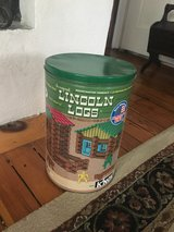 Lincoln Logs in Beaufort, South Carolina
