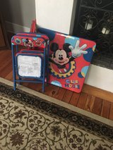 Mickey Mouse Club table with 4 chairs in Beaufort, South Carolina