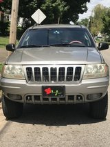 2002 Jeep Grand Cherokee Limited in Fort Knox, Kentucky
