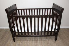 Baby Crib for sale! excellent condition, wooden Frame in CyFair, Texas