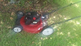 Craftsman 21in push mower in Kingwood, Texas