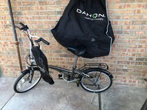 YEAH folding bicycle for traveling in Alamogordo, New Mexico