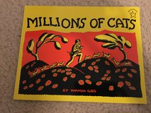 Millions of Cats book in Camp Lejeune, North Carolina
