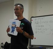 J-kaiwa with Simon - beginner level Japanese conversation classes in Okinawa, Japan