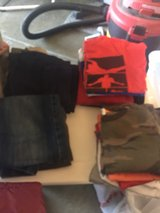 Bag ofSize 6-7 boys clothes in Travis AFB, California