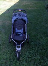 JEEP BRAND 3 WHEEL  STROLLER in Yorkville, Illinois