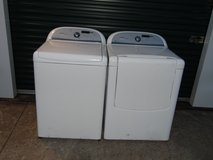 whirlpool Cabrio washer& dryer(free delivery)credit card accepted in Camp Lejeune, North Carolina