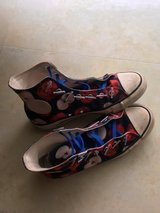Converse All star, size 6, Nike size 7.5 in Okinawa, Japan