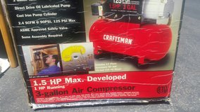 Craftsman 3 gallon Air Compressor in Miramar, California