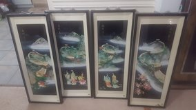 Asian Art Frames in Camp Lejeune, North Carolina