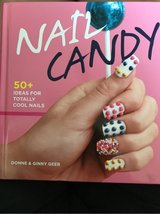nail candy  Nail design book in Okinawa, Japan