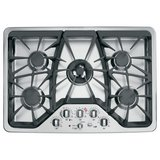 GE Cafe 5-Burner Gas Cooktop Stainless Steel 30in  Brand New in Fort Campbell, Kentucky