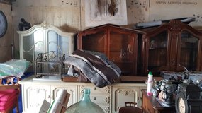Solid Wood hutch in Ramstein, Germany