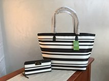 Kate Spade satchel and matching wallet in Ramstein, Germany