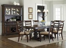 UF NEW - Toscana Dining Room Set – Brand New! in Ramstein, Germany