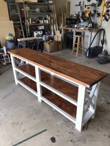 Rustic Console table in DeRidder, Louisiana