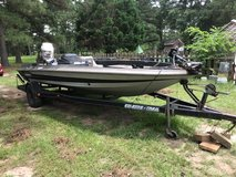 '93 Stratos Bass Boat in Perry, Georgia