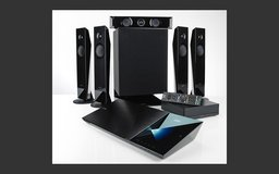 Sony Blu-ray 5.1 Home Theatre System in Wiesbaden, GE