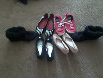 5 pairs of shoes. in Rolla, Missouri