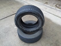 Set of 2, Street Radials 215x60x15 in Spring, Texas
