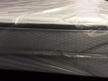 New 11 inch Queen Pillowtop Mattress in Fort Campbell, Kentucky