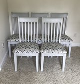 Solid Hardwood Chairs Set in Cary, North Carolina