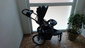 Baby Trend Expedition Jogger, like new in Wiesbaden, GE
