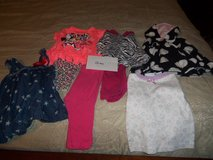 Baby Girl Clothes 12 mo in Fort Knox, Kentucky