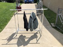 Clothes Rack 4 Feet Long in Fort Knox, Kentucky