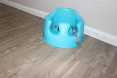 Bumbo Baby Floor Seat in Blue in CyFair, Texas