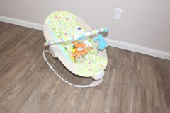 Comfort & Harmony Monkey Baby Bouncer/ SANITIZED in CyFair, Texas