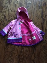 Butterfly Raincoat in Fort Campbell, Kentucky