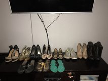 Women's Shoes (11 pairs) in Bellaire, Texas
