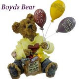 Boyds bear in Fort Leonard Wood, Missouri