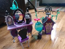 Monster High Toys lot in Naperville, Illinois