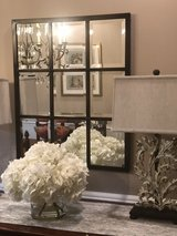 Mirror from Pottery Barn in Fort Campbell, Kentucky