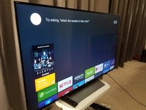 Sony XBR X850D 55 Inch LED Smart TV in Plano, Texas