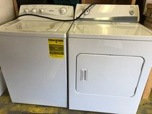 Electric Washer & Dryer in Wheaton, Illinois