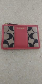 Brand new Coach Keychain ID holder in Fairfield, California