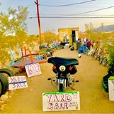 yard Sale 74675 Sunset Dr 29 palms 92277 in Yucca Valley, California