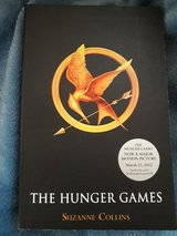 The Hunger Games (first book) in Ramstein, Germany