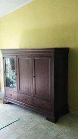 Broyhill entertainment cabinet in The Woodlands, Texas